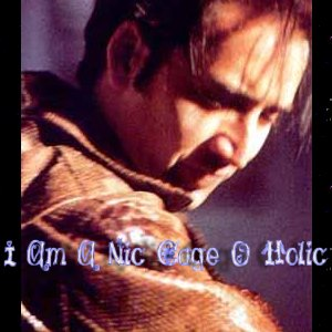 I Am A Nic Cage O Holic